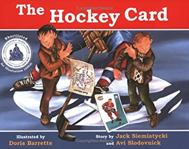 The Hockey Card 9781894222808