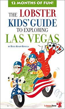 The Lobster Kids' Guide to Exploring Las Vegas 9781894222297