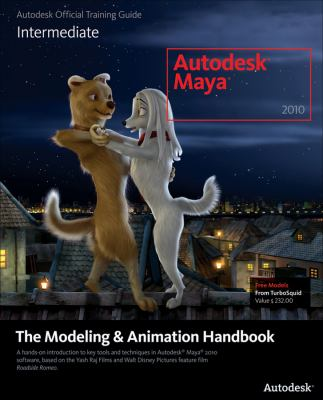 The Modeling & Animation Handbook: Intermediate [With CDROM] 9781897177532