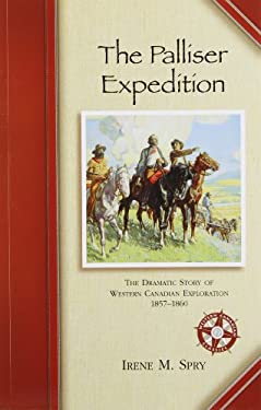 The Palliser Expedition 9781895618525