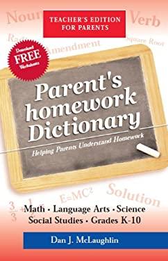 Parent's Homework Dictionary