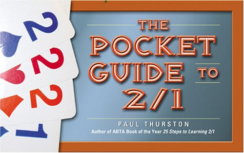 The Pocket Guide to 2/1 9781897106006
