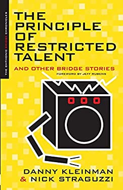 The Principle of Restricted Talent and Other Stories 9781894154925