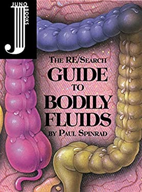 The Re/Search Guide to Bodily Fluids 9781890451042