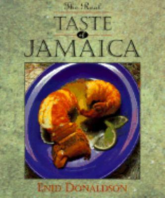 The Real Taste of Jamacia 9781895629644