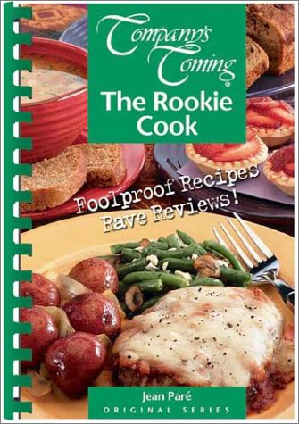 The Rookie Cook 9781895455922