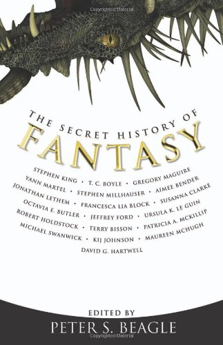 The Secret History of Fantasy 9781892391995