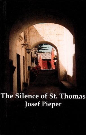 Silence of St Thomas 9781890318789