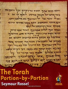 The Torah: Portion by Portion 9781891662942