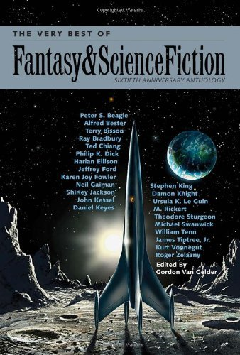 The Very Best of Fantasy & Science Fiction: Anthology 9781892391919