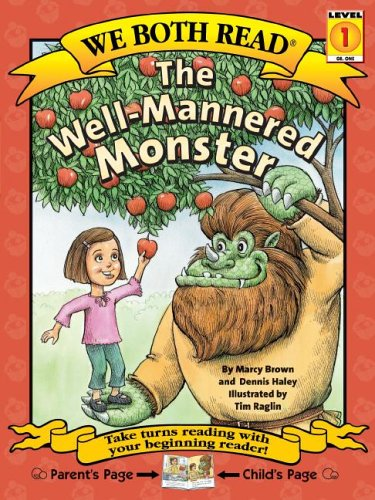 The Well-Mannered Monster 9781891327667