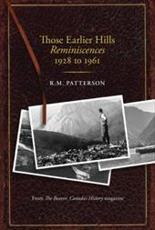 Those Earlier Hills Reminiscences 1928 to 1961 7725369
