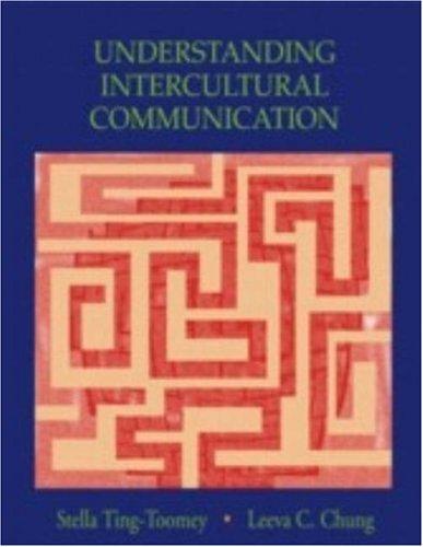 Understanding Intercultural Communication 9781891487736