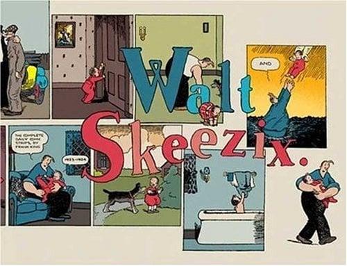 Walt & Skeezix 9781896597997