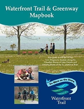 Waterfront Trail & Greenway Mapbook 9781894955201