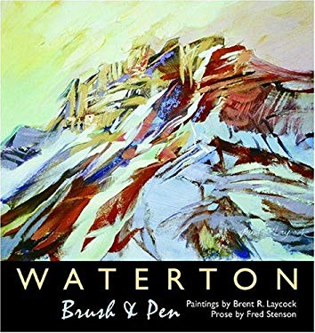 Waterton Brush & Pen 9781894856669