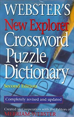 Webster's New Explorer Crossword Puzzle Dictionary 9781892859945
