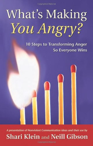 What's Making You Angry?: 10 Steps to Transforming Anger So Everyone Wins 9781892005137