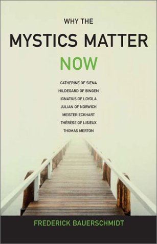 Why the Mystics Matter Now 9781893732711