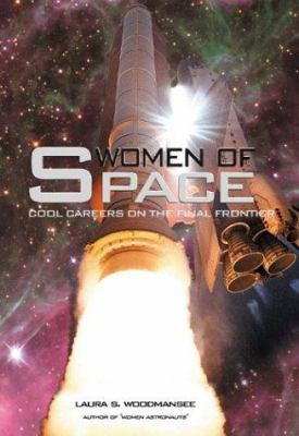Women of Space: Cool Careers on the Final Frontier [With CDROM] 9781894959032