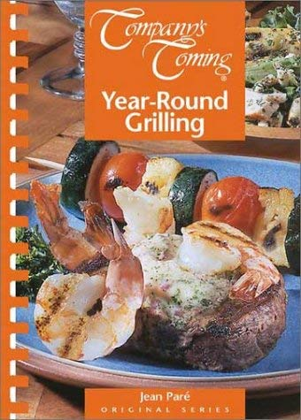 Year-Round Grilling 9781896891521