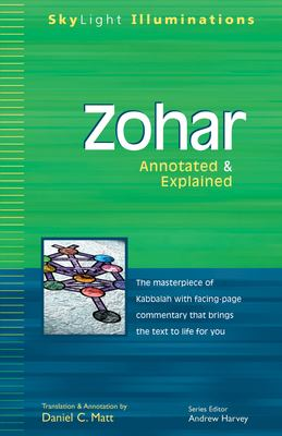 Zohar: Annotated & Explained 9781893361515