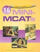 examkrackers 16 Mini-MCATs 9781893858435