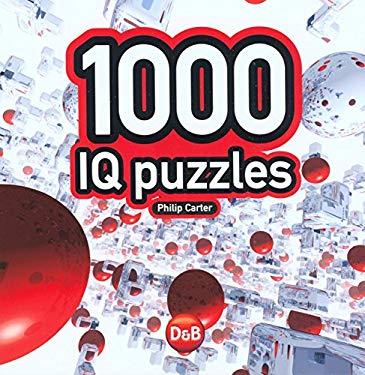 1000 IQ Puzzles 9781904468394