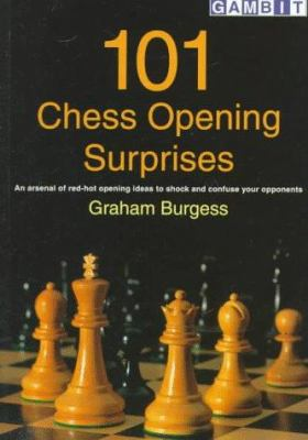 101 Chess Opening Surprises 9781901983029