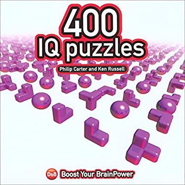400 IQ Puzzles 9781904468028