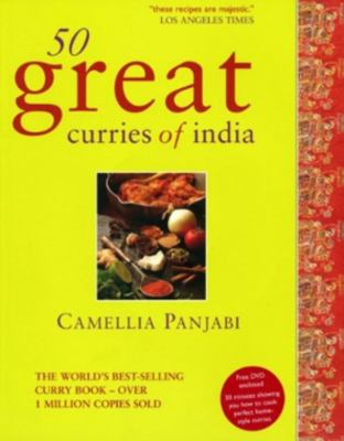 50 Great Curries of India [With CDROM] 9781906868116