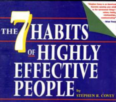 7 Habits of Highly Effective People 9781905453542
