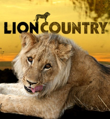 Lion Country 9781901268591