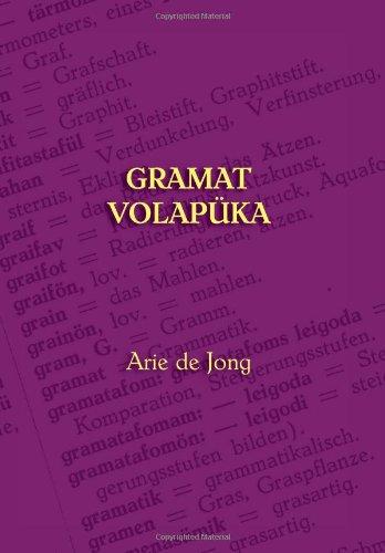 Gramat Volap Ka 9781904808947