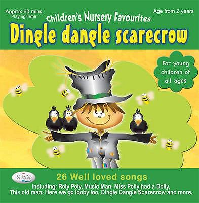 Dingle Dangle Scarecrow 9781904903864