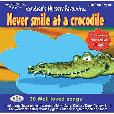 Never Smile at a Crocodile 9781904903895