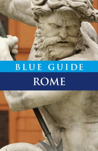 Blue Guide Rome 9781905131389