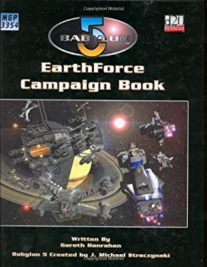 Babylon 5: Earthforce Campaign Book 9781905176236