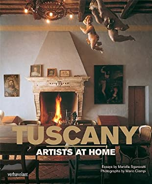 Tuscany Artists at Home 9781905216352