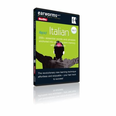 Rapid Italian, Volume 1: 200+ Essential Words and Phrases Anchored Into Your Long-Term Memory with Great Music