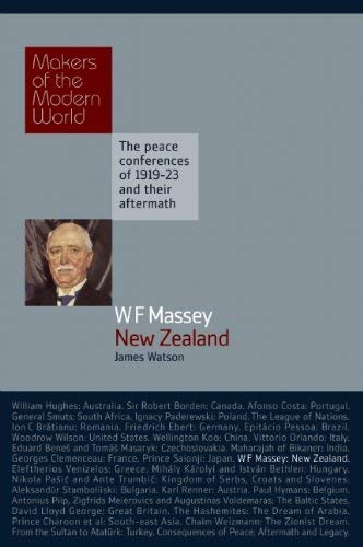 WF Massey: New Zealand 9781905791835