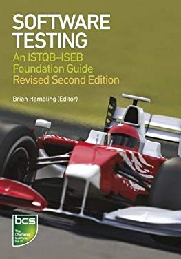 Software Testing: An Istqb-Iseb Foundation Guide 9781906124762