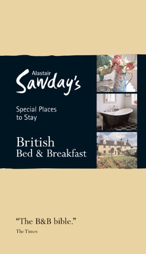 Special Places to Stay: British Bed & Breakfast 9781906136536