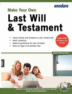 Make Your Own Last Will and Testament 9781906144265