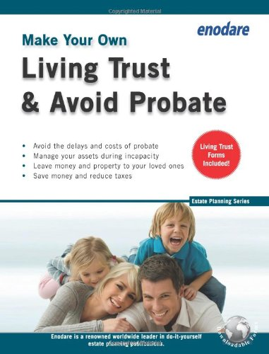 Make Your Own Living Trust and Avoid Probate 9781906144272