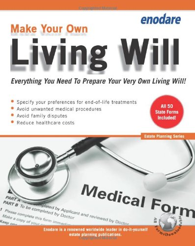 Make Your Own Living Will 9781906144289