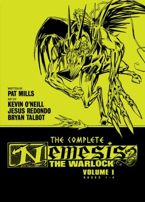 Nemesis the Warlock, Volume 1: Books 1-4 9781906735944