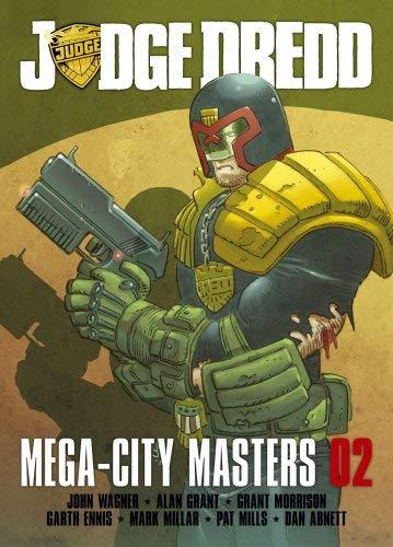 Mega-City Masters 9781906735951