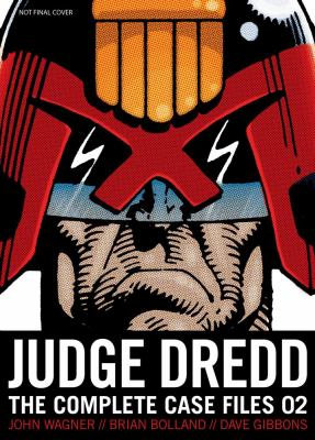 Judge Dredd: The Complete Case Files 02 9781906735999