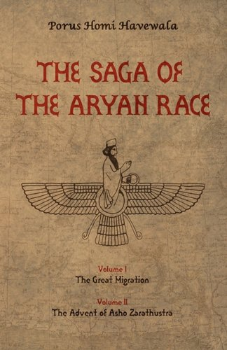The Saga of the Aryan Race 9781907166273
